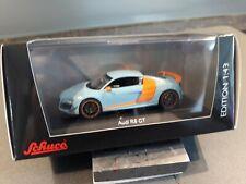 """Schuco 1/43 Audi R8 GT """"Gulf"""""""