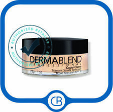DERMABLEND Cover Creme SPF 30 Chroma 0 PALE IVORY, 1 oz.