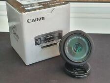 Canon EF-S 24mm f/2.8 STM lente per Canon-Nero