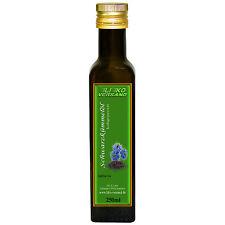 Schwarzkümmelöl kaltgepresst nativ Schwarzkümmel 250 ml versandfrei 5,50€/100ml