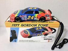 NASCAR JEFF GORDON PHONE DUPONT COLUMBIA TEL-COM LANDLINE FLASHING HEADLIGHTS