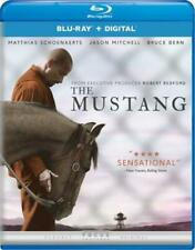 The Mustang (DVD,2019)