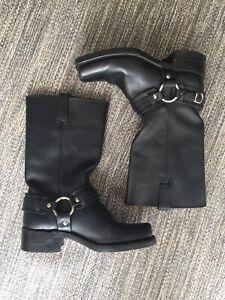 Buy Frye Biker Boots For Women Ebay
