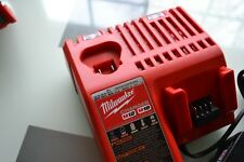 New Milwaukee 48-59-1812 M18 M12 Lithium Battery Combo Charger for 48-11-1815