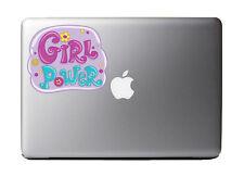 """Girl Power Art Design Full Color - Vinyl Decal for 13"""" Macbook …"""