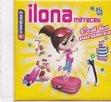 Ilona Mirrecey-Cest Les Vacances cd single