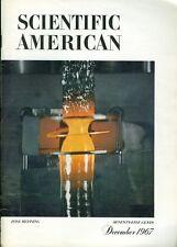 1967 Scientific American Magazine: Zone Refining/Earliest Apes/X-Ray Stars