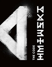 MONSTA X - The Code [DE: CODE ver.] CD+2Photocards+Folded Poster+Tracking no.
