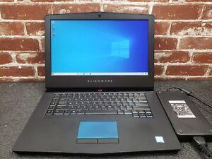 Alienware 15 R4 / I7-8750H 4.5GHz/ GTX1070 8GB/ 256GB NVME SSD+1TB 7200 HDD/16GB