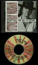 Stevie Ray Vaughan & Double Trouble The Sky Is Crying Promo CD single