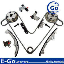 Timing Chain Kit For Ford Lincoln MKX Edge Taurus CX-9 3.5L 3.7L VVT Gear Phaser