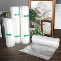Reusable Roll Vacuum Bag Food Sealer Saver Bag Meat Keep Fresh Packaging Bag