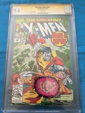 Uncanny X-Men #293 - Marvel - CGC SS 9.6 NM+ - Signed by Tom Raney