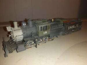 United HO brass Camelback?  2 8 0 loco!