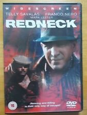 Redneck  Franco Nero PAL DVD