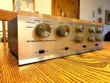 New listing Dynaco Pas 3 vintage tube preamp completely original great condition, clean