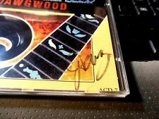 Dawgwood by David Grisman Quintet (CD 1993, Acoustic Disc) SIGNED! AUTOGRAPHED!