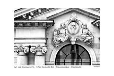 Black & White Photography Art Poster Architectural Details Sofia Leica