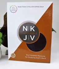The NKJV Study Bible by Thomas Nelson Staff (2014, Imitation Leather)