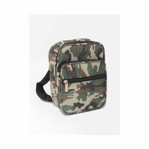 Camouflage print fabric mini Rucksack /Backpack child size