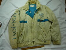 Bon Jovi 1987 Slippery When Wet Tour Jacket Crew Polygram Employee Owned Rare