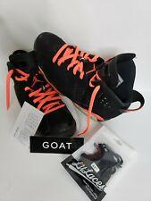 ⚡️Nike Air Jordan 6 VI Retro Black Infrared 384664-023 Size 11 2014 extra laces!