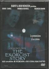 Demontown - The Exorcist Story (2003) DVD SIGILLATO
