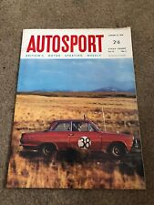 JAN 21 1966 AUTOSPORT vintage car magazine