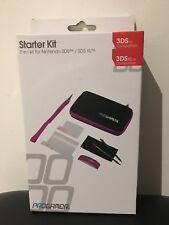 Nintendo 3DS/3DSXL Starter Kit - 7 In 1