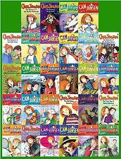 Cam Jansen Mystery Set 1-28 Childrens Books Series By David Adler - BRAND NEW