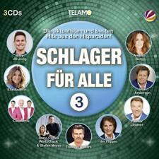 SCHLAGER FÜR ALLE 3  3 CD NEUF