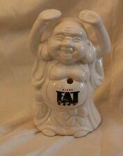 "Buddha Ceramic Incense Burner ""Nick's Fat City"" Pittsburgh Pennsylvania"