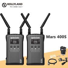 Original Hollyland Mars 400s Wireless Transmission 400ft HDMI/SDI 1080p TX & RX