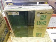 Jim Lowe The Door of Fame vinyl LP VG+ 1957 Mercury MONO