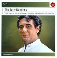 Early Domingo (Sony Classical Master S), Placido Domingo, , New Box set, Import