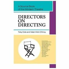 Directors on Directing (2013, Hardcover)