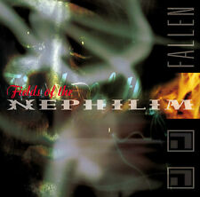 FIELDS OF THE NEPHILIM 'Fallen' gothic reunion album 2002 CD sealed