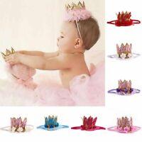 de diadèmes la couronne de fleurs bébé bandeaux anniversaire bandeau lace ruban