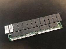 64MB 16Mx36 Parity RAM SIMM 72-pin Toshiba Memory Vintage 80ns PC Server Module