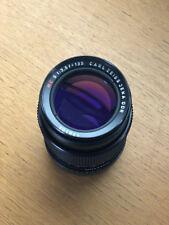 Carl Zeiss Jena DDR 1:3.5f 135mm Portrait Camera Lens Screw Mount