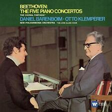 Daniel Barenboim - Beethoven: Complete Piano Concertos (NEW 3CD)