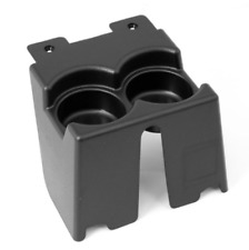 Omix-ADA Cup Holder Dual Black for 1984-2001 Jeep Cherokee XJ # 12035.50