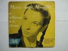 MARIE-JOSEE NEUVILLE EP FRANCE JOHNY BOY