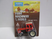 Ertl FARM MACHINERY OF THE WORLD ALLIS-CHALMERS 7045 Tractor 1/64 MINT ON CARD