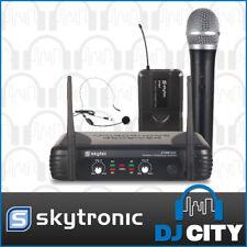 Skytec STWM722C Dynamic Wireless Microphone System