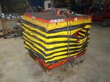 4000 Lb Capacity 48 X 48 Scissor Lift Platform Hydraulic Presto 4k Table