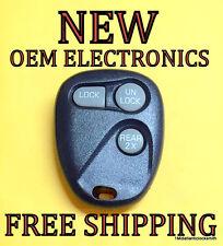 NEW GM GMC CHEVROLET CHEVY KEYLESS REMOTE FOB TRANSMITTER 16245100-29 ABO1502T