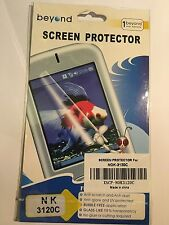 Screen Guard Protector in Clear for Nokia 3120C XSCP-NOK3120C Brand New & Sealed