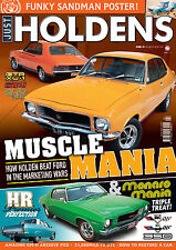 JUST HOLDENS – SPECIAL MUSCLE CAR MAGAZINE! Issue 19