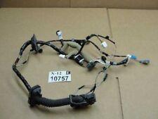 08 2009 2010 Inifiniti G37 Sedan right Passenger front door harness wiring wire